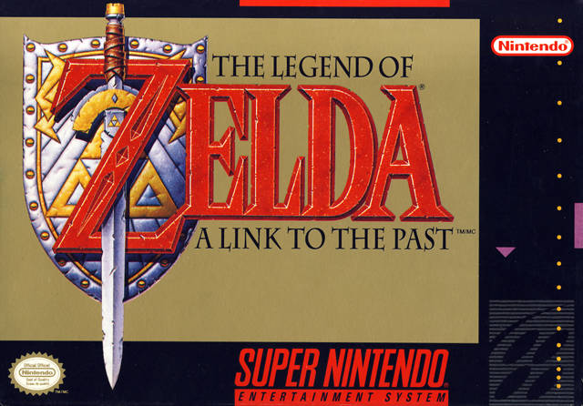 The Triforce - The Legend of Zelda:A Link to the Past