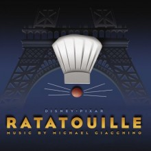 Wall Rat - Ratatouille