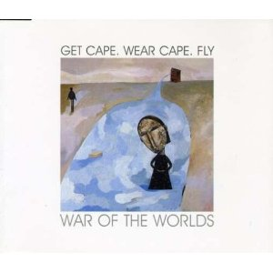 War of the Worlds - Get Cape. Wear Cape. Fly