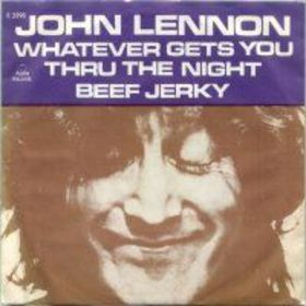 Whatever Gets You Thru the Night - John Lennon