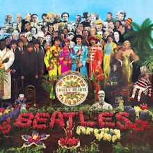 With a Little Help From My Friends - The Beatles