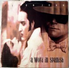 A Word in Spanish - Elton John