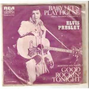 Baby Let's Play House - Elvis Presley