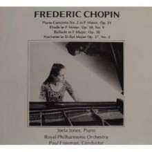 Ballade No. 2 In F Major, Op. 38 - Frederic Chopin