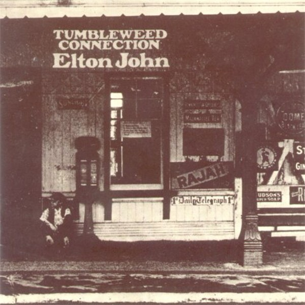 Burn Down the Mission - Elton John