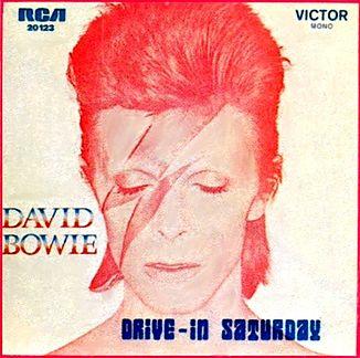 Drive-In Saturday - David Bowie