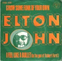 I Feel Like a Bullet - Elton John