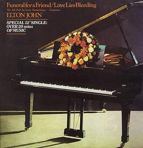 Love Lies Bleeding - Elton John