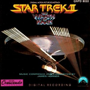 Main Theme - Star Trek II:The Wrath of Khan