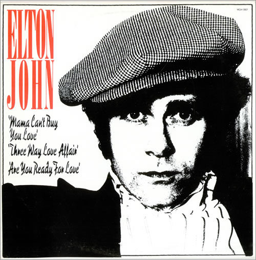 Mama Can't Buy You Love - Elton John