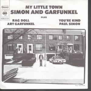 My Little Town - Simon & Garfunkel