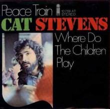 Peace Train - Cat Stevens