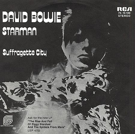 Starman - David Bowie