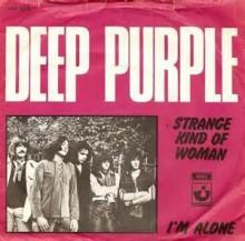 Strange Kind of Woman - Deep Purple