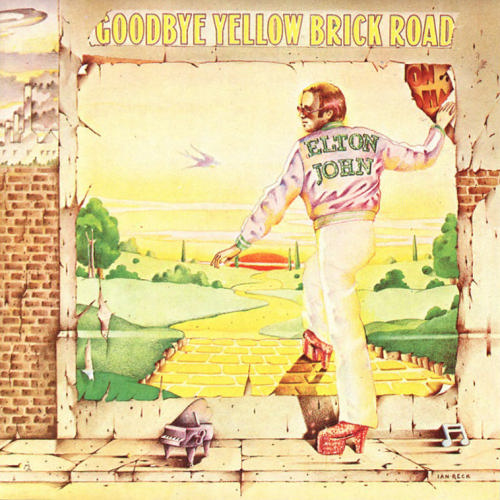 Your Sister Can't Twist (But She Can Rock 'n' Roll) - Elton John