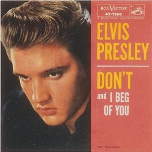 Don't - Elvis Presley