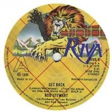 Get Back - Rod Stewart