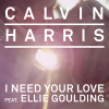 I Need Your Love - Calvin Harris