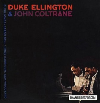 In A Sentimental Mood - Duke Ellington and John Coltrane