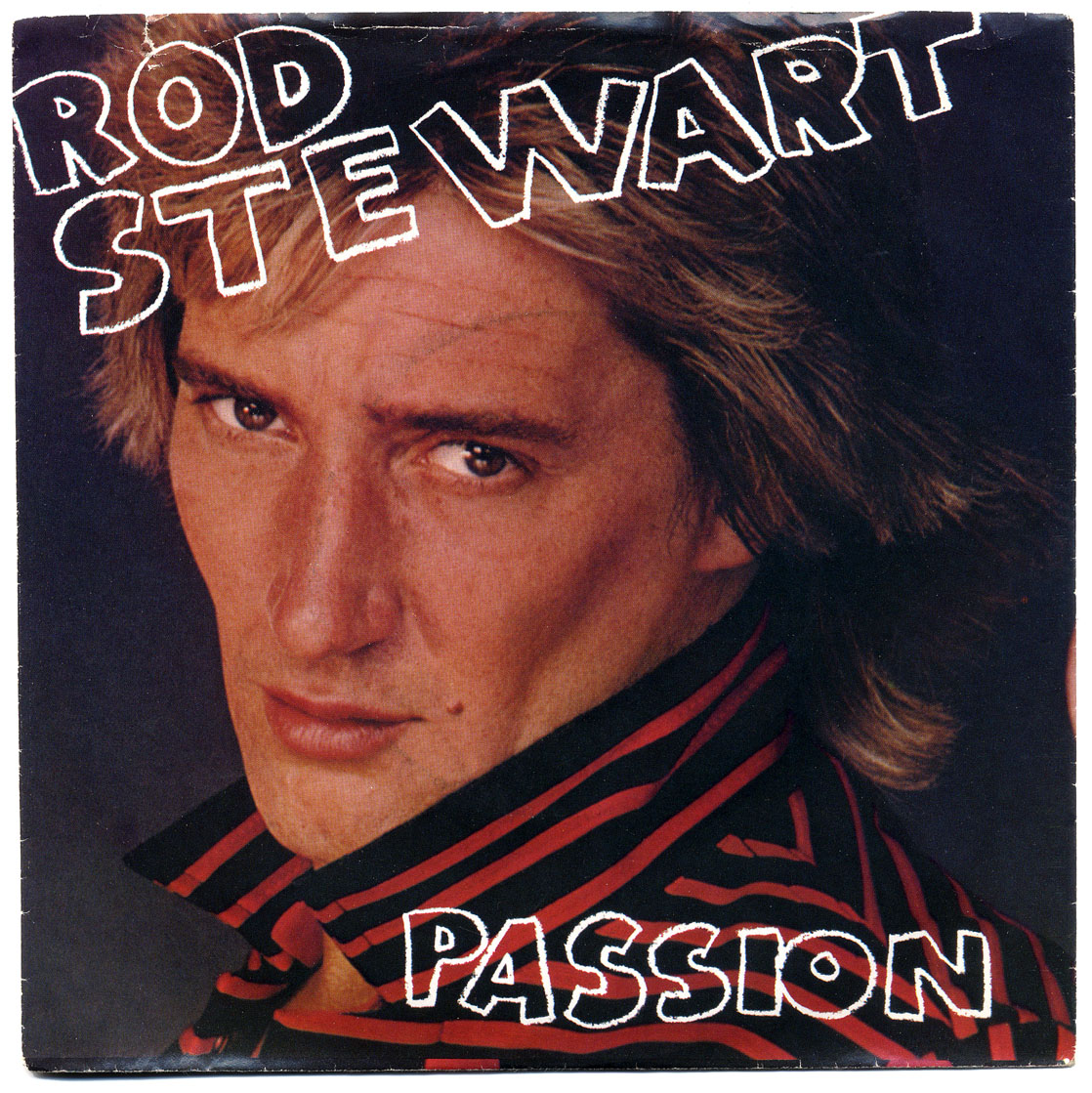 Rod Stewart - Let Me Be Your Car