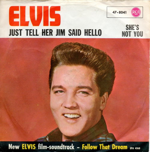 She's Not You - Elvis Presley