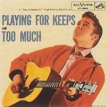 Too Much - Elvis Presley