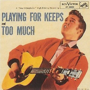 Too Much - Elvis Presley