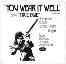 True Blues - Rod Stewart
