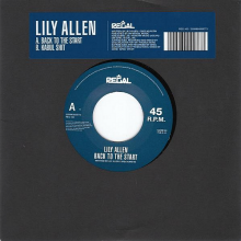 Back to the Start - Lily Allen