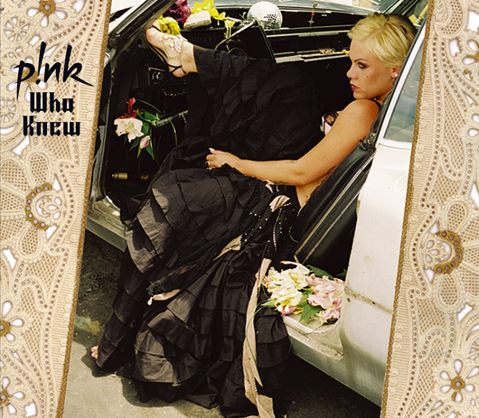 Who Knew - Pink