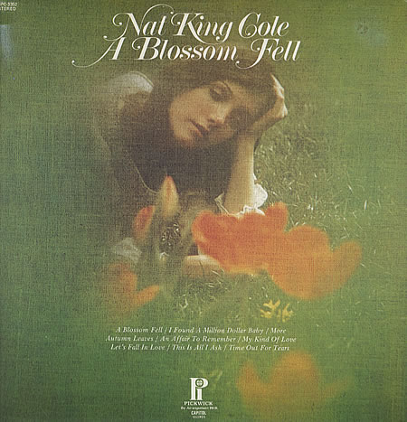 A Blossom Fell - Nat King Cole