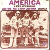 A Horse With No Name – America