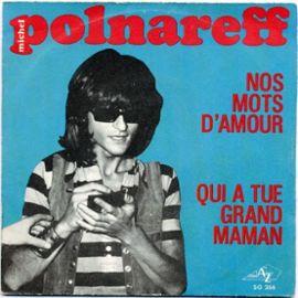 Qui a tué Grand-Maman - Michel Polnareff