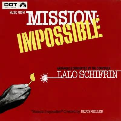 Mission: Impossible - Lalo Schifrin
