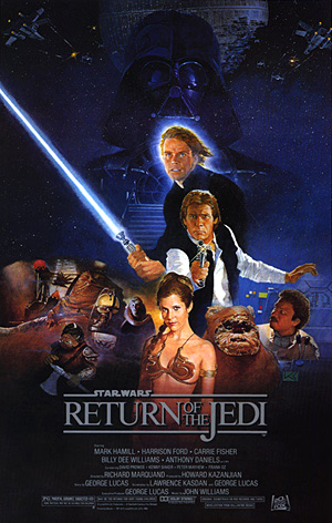Star Wars Episode VI:Return of the Jedi - John Williams