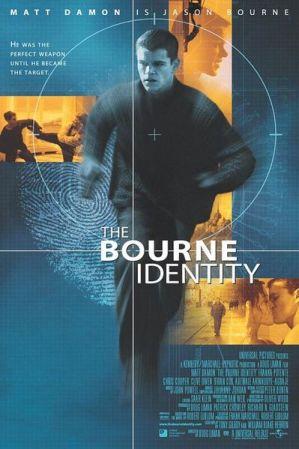 The Bourne Identity - John Powell