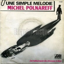 Une simple mélodie - Michel Polnareff