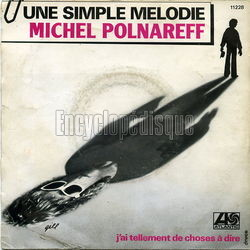 Une simple mélodie - Michel Polnareff