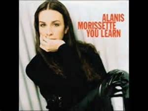 You Learn - Alanis Morissette