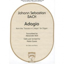 Adagio in G major, BWV 968 - Bach