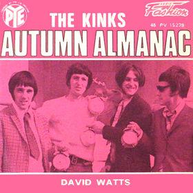 Autumn Almanac - The Kinks