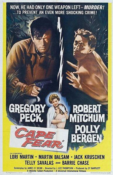 Cape Fear - Bernard Herrmann