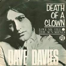 Death of a Clown - Dave Davies