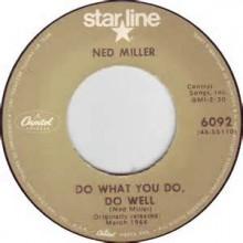 Do What You Do Do Well - Ned Miller