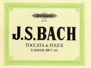 Fugue in A minor, BWV 959 - Bach