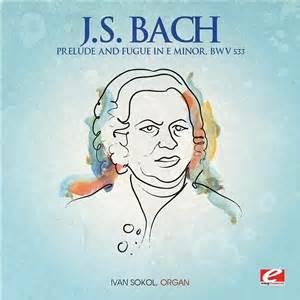 Fugue in E minor, BWV 945 - Bach