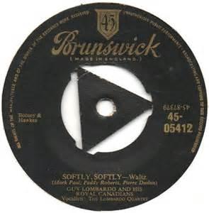 Softly, Softly - Mark Paul