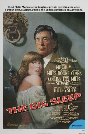 The Big Sleep end credits - Jerry Fielding