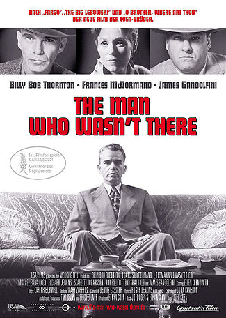 The Man Who Wasn't There - Carter Burwell