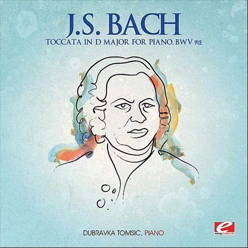 Toccata in D major, BWV 912 - Bach
